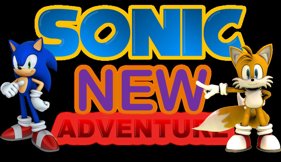 Sonic New Adventure