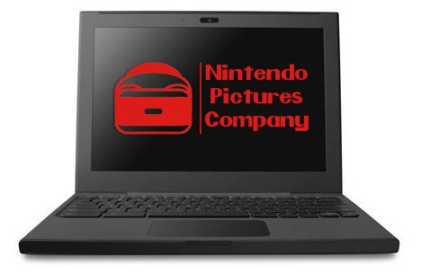 Nintendo Laptop