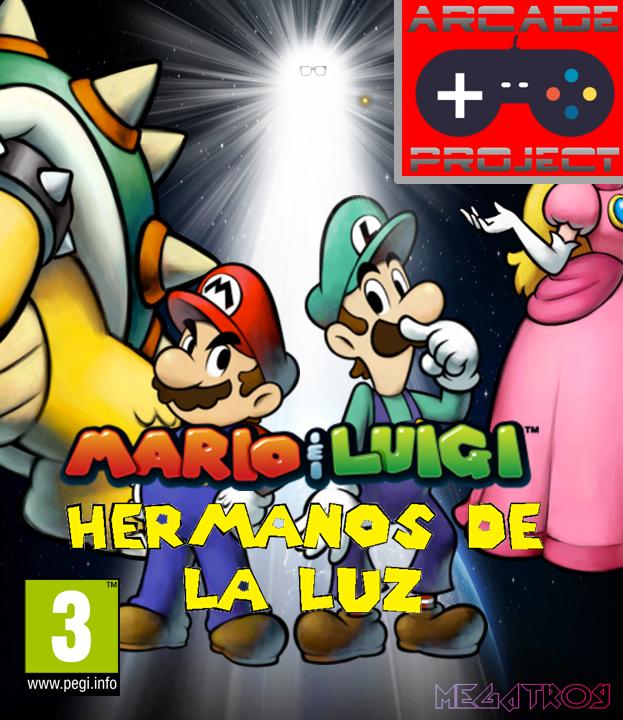 Mario & Luigi: Hermanos de la Luz
