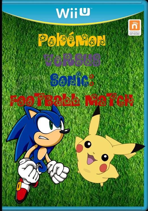 Pokémon Versus Sonic: Football Match
