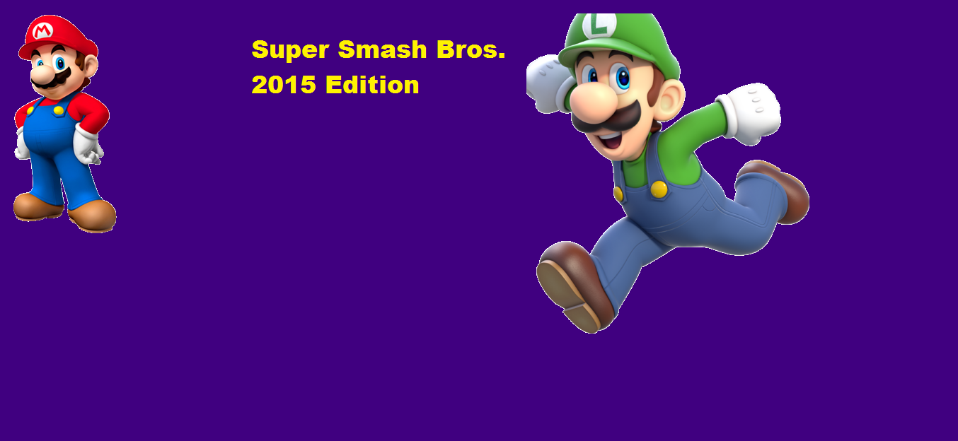 Super Smash Bros. 2015 Edition