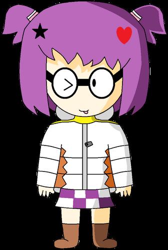 Ilustración Yui
