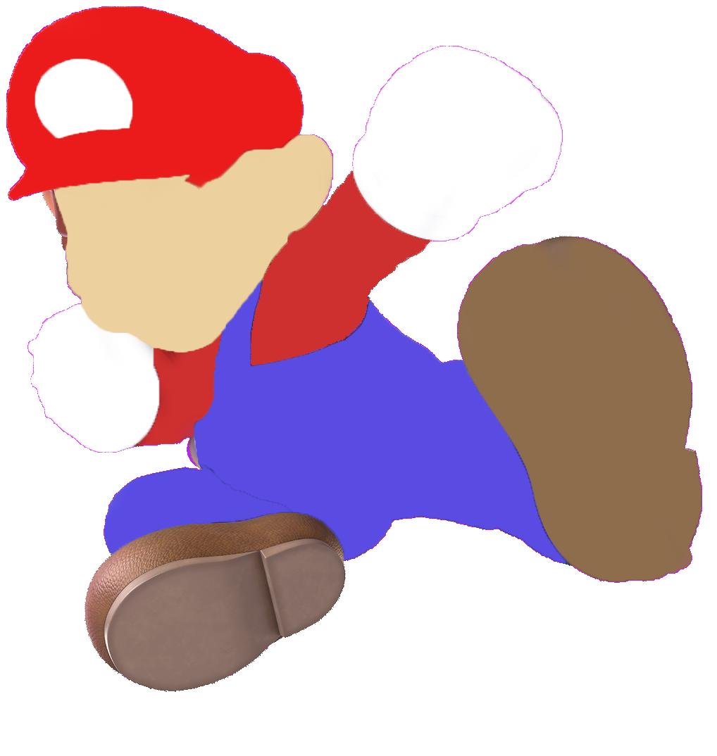 Super Smash Bros Distorsioned