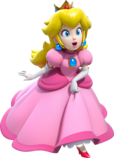 Princess Peach Artwork - Super Mario 3D World.png