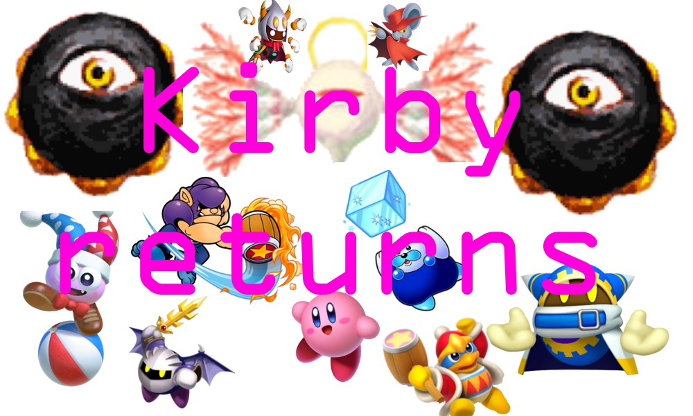 Kirby Returns