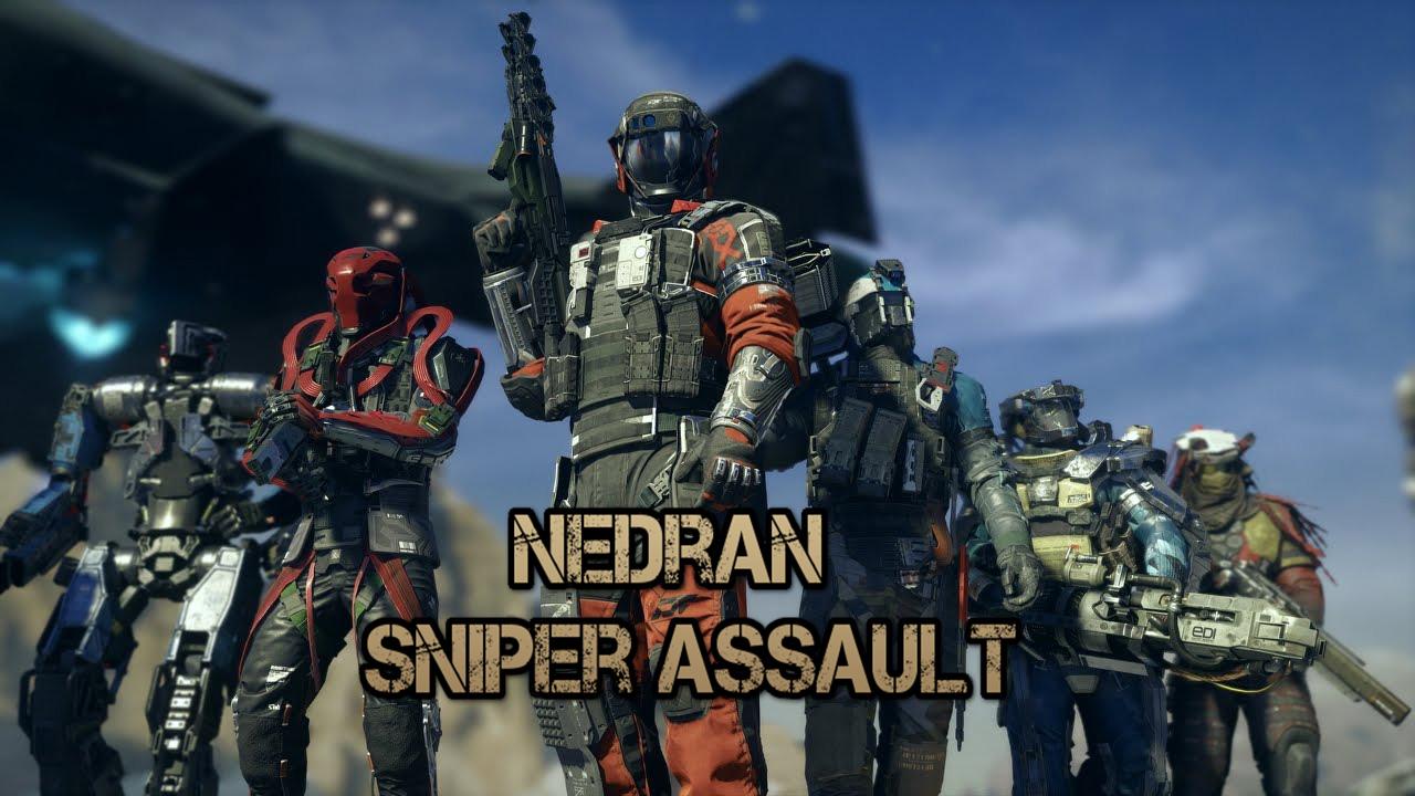Nedran: Sniper Assault