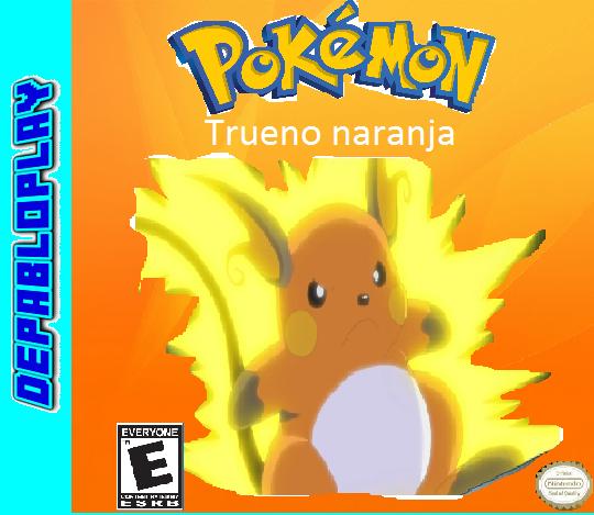 Pokémon Trueno Naranja