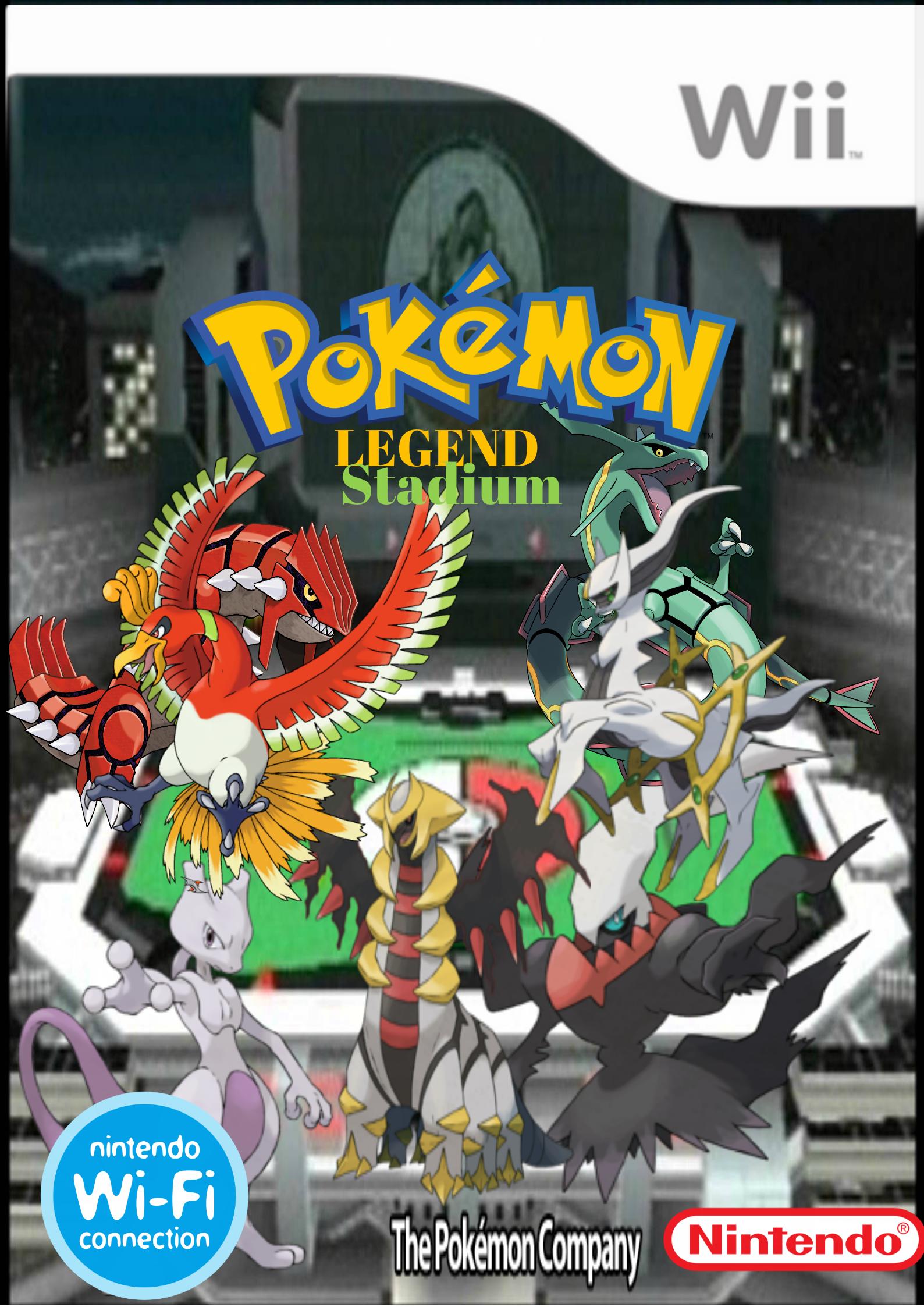 Pokémon Legend Stadium