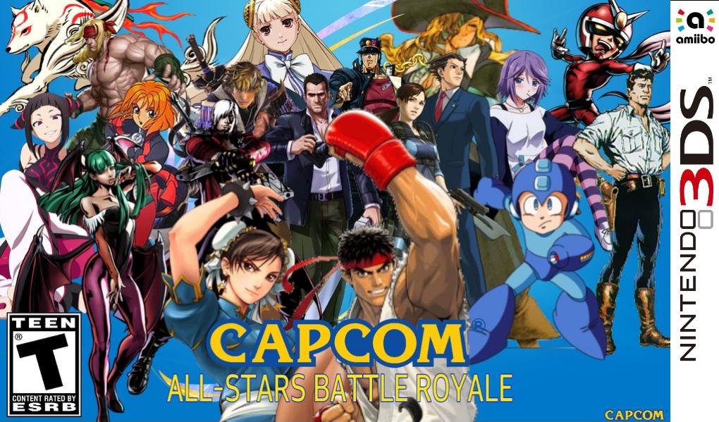 Capcom All-Star Battle Royale