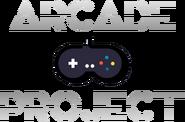 Arcade Project - Logo completo