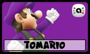 STS Amiibo Tomario
