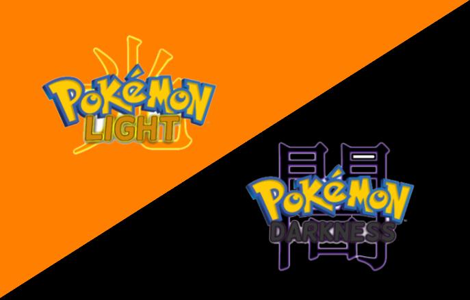 Pokémon Luz y Pokémon Oscuridad