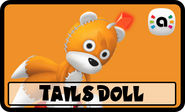 STS Amiibo Tails Doll