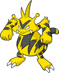 Electabuzz (dream world).png