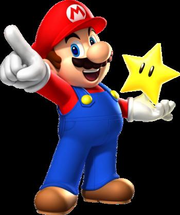 Super Mario Legends