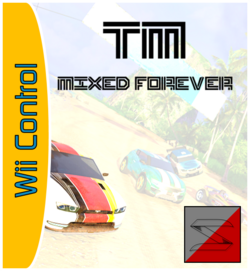 TrackMania Mixed Forever Caratula Wii Control.png