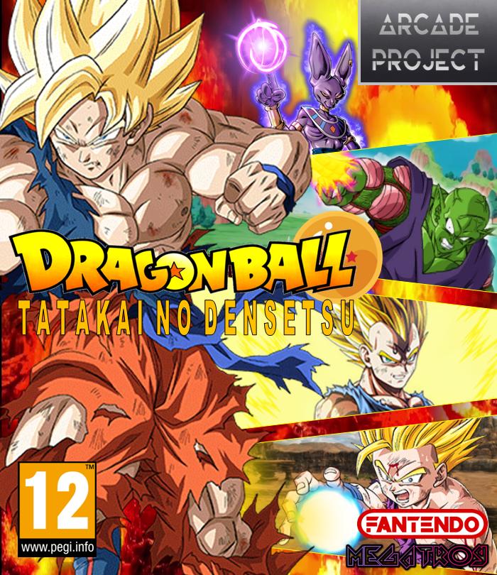 Dragon Ball: Tatakai no Densetsu