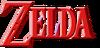 The Legend of Zelda Ocarina of Time N64 Logo