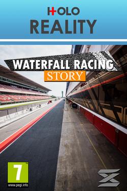 Waterfall Racing Story HoloReality.png