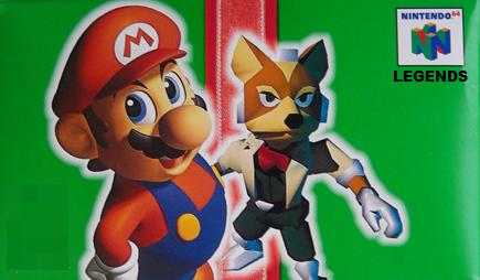 Nintendo 64 Legends: Super Mario and Star Fox