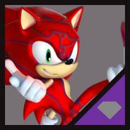 IN Nega Sonic Icon