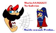 Mario No Galerías