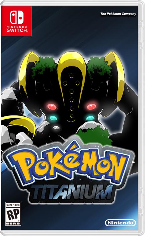 Pokemon Titanium