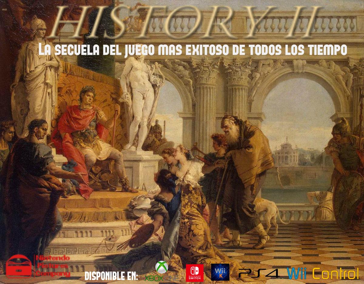 HISTORY II