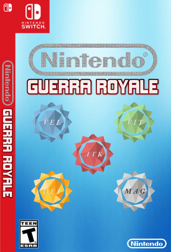 Nintendo Guerra Royale