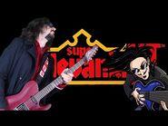"Super Castlevania 4 - Simon's Theme ""Epic Rock"" Cover (Little V)"