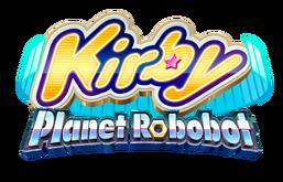Logo Kirby Planet Robobot.png