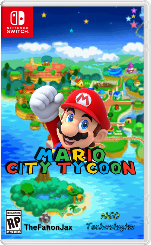 Mario City Tycoon