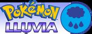Pokémon Lluvia - Logo
