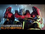 Transformers- Fall of Cybertron - Intro