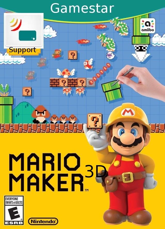 Mario 3D Maker