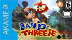 Caratula Banjo-Threeie AkameS.jpg