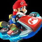 Mario in his kart MK8 .png