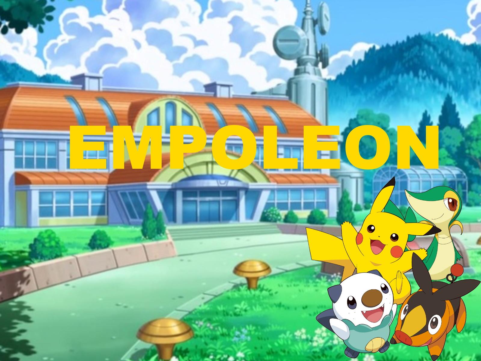 Capitulo 01A: Empoleon