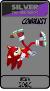Amiibo Card - Nega Sonic