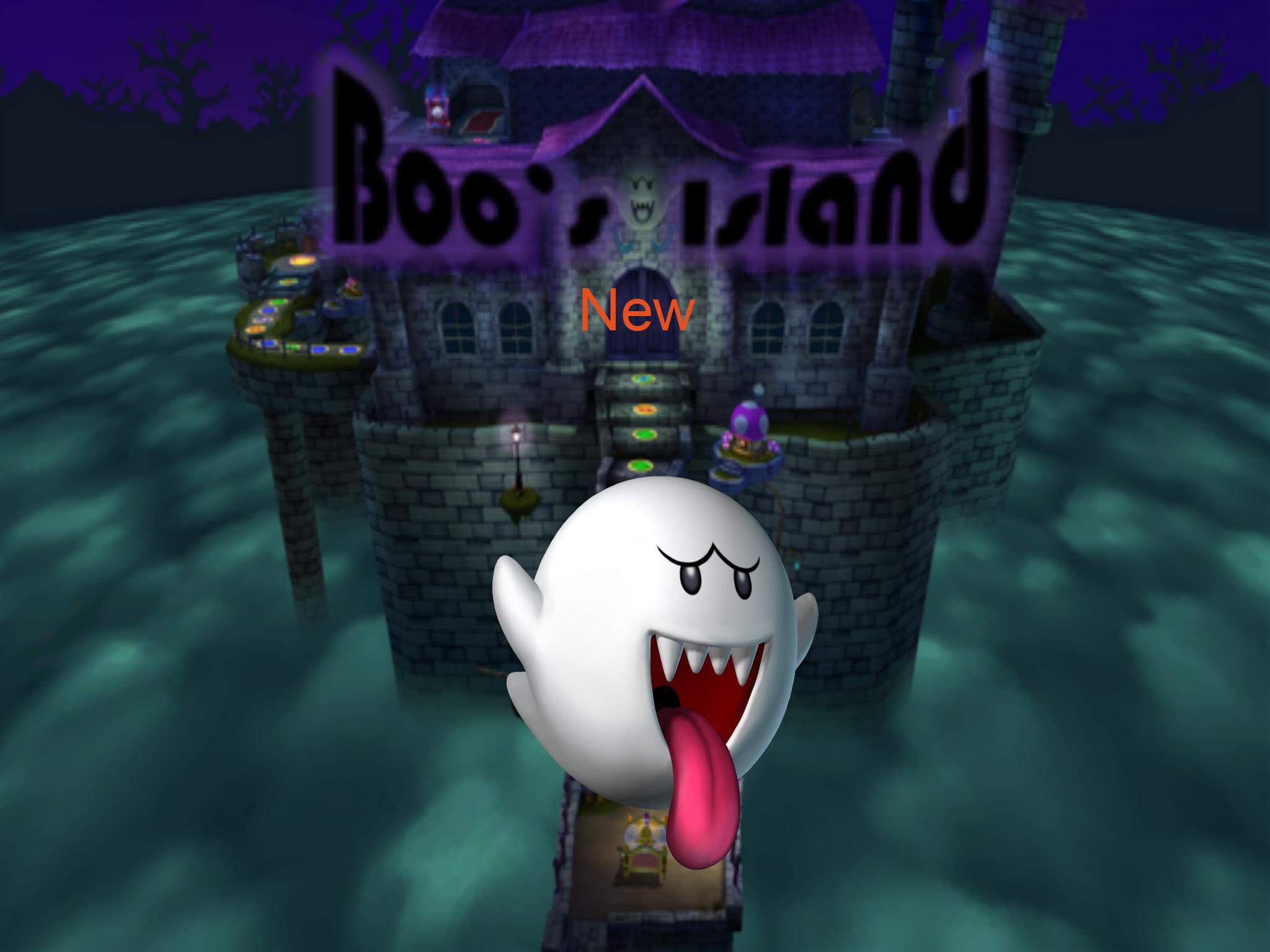 Boo's Island New