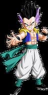 Render Dragon Ball Gotenks