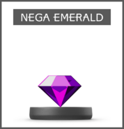 Amiibo Nega Emerald