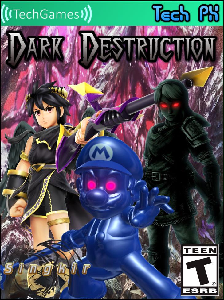 Dark Destruction