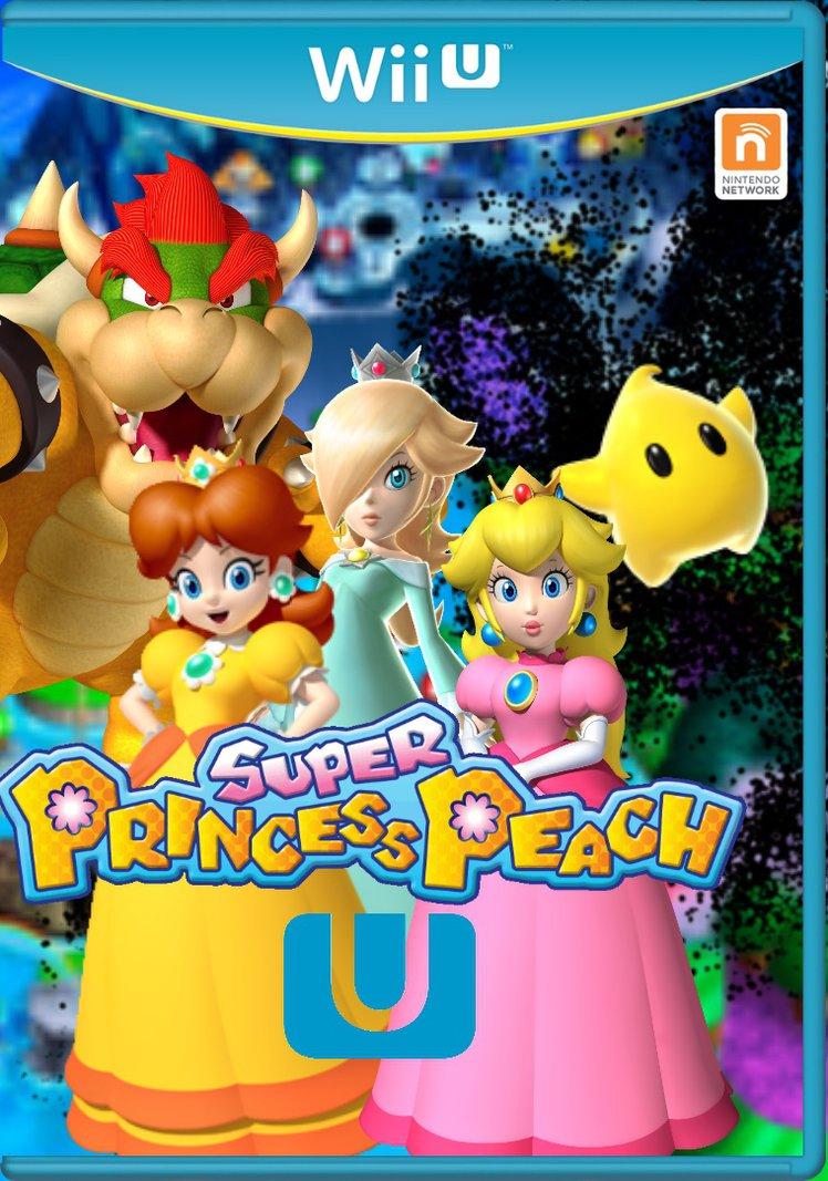 Super Princess Peach 3DS/U