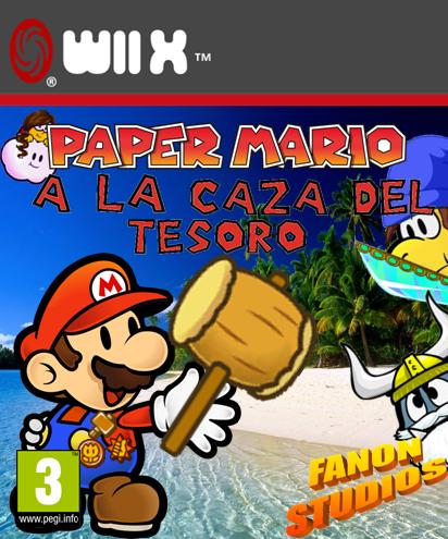 Paper Mario: A la Caza del Tesoro