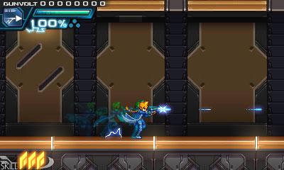 Gunvolt: Electroshock Adventure