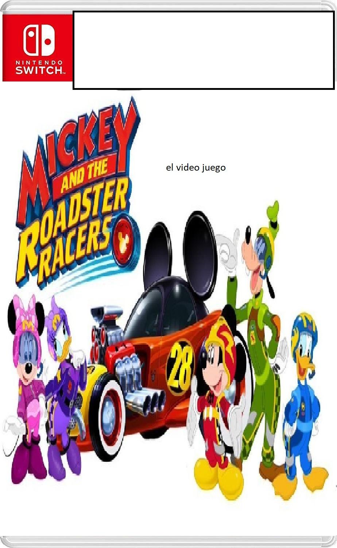 Mickey adventuras sobre ruedas: el video juego