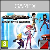Gamex Boxart Code Lyoko RotW