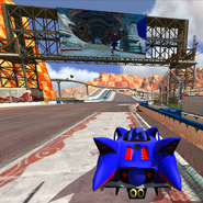 TMWC Canyon Sonic Heroes