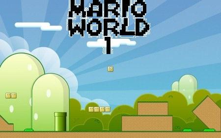 Mario World I
